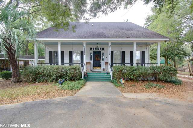 17425 County Road 55, Summerdale, AL 36580 (MLS #304314) :: Elite Real Estate Solutions