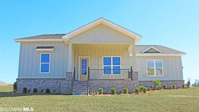 12801 Warbler Street Lot 293, Spanish Fort, AL 36527 (MLS #304326) :: Ashurst & Niemeyer Real Estate