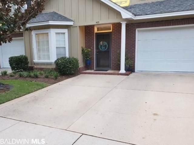 430 W Ft Morgan Rd #403, Gulf Shores, AL 36542 (MLS #304330) :: Ashurst & Niemeyer Real Estate