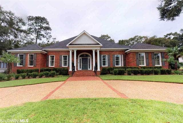 234 Rochester Road, Mobile, AL 36608 (MLS #304341) :: The Kim and Brian Team at RE/MAX Paradise