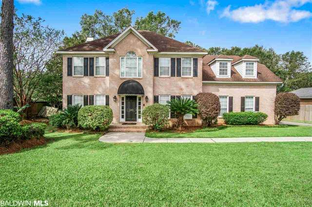 1282 Savannah Dr, Mobile, AL 36609 (MLS #304342) :: JWRE Powered by JPAR Coast & County
