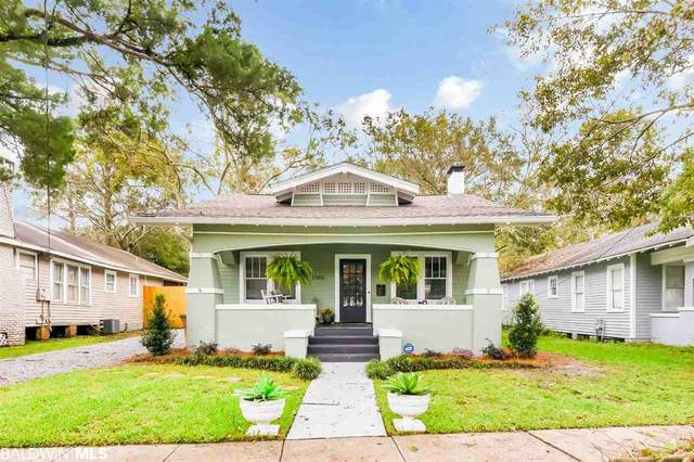 1565 Luling St, Mobile, AL 36604 (MLS #304347) :: The Kim and Brian Team at RE/MAX Paradise
