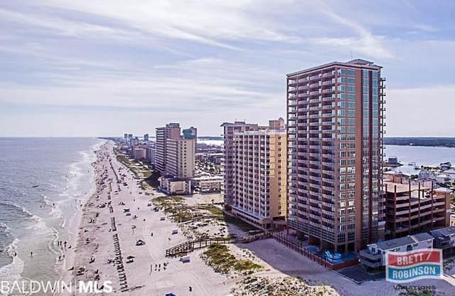 25494 Perdido Beach Blvd #2202, Orange Beach, AL 36561 (MLS #304351) :: Ashurst & Niemeyer Real Estate