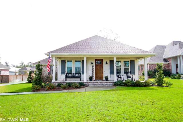 536 Boulder Creek Avenue, Fairhope, AL 36532 (MLS #304356) :: The Kim and Brian Team at RE/MAX Paradise