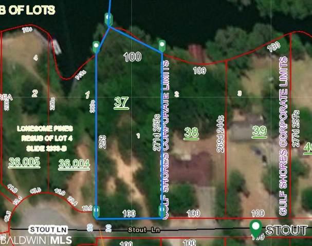 0 Stout Ln, Gulf Shores, AL 36542 (MLS #304383) :: Ashurst & Niemeyer Real Estate