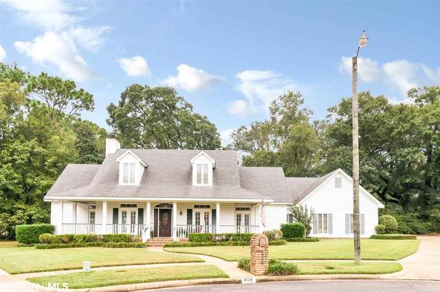 808 Japonica Circle, Mobile, AL 36693 (MLS #304385) :: Ashurst & Niemeyer Real Estate