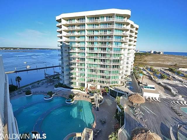 28105 Perdido Beach Blvd C810, Orange Beach, AL 36561 (MLS #304465) :: The Kathy Justice Team - Better Homes and Gardens Real Estate Main Street Properties