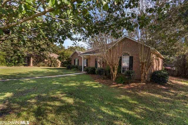 704 Rachel Drive, Bay Minette, AL 36507 (MLS #304518) :: Ashurst & Niemeyer Real Estate