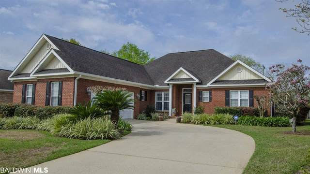 19335 Fairfax Drive, Fairhope, AL 36532 (MLS #304523) :: Alabama Coastal Living