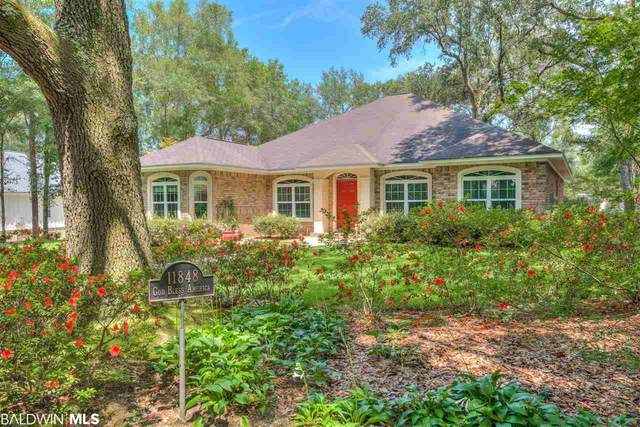 11848 Village Green Dr, Magnolia Springs, AL 36555 (MLS #304543) :: Gulf Coast Experts Real Estate Team