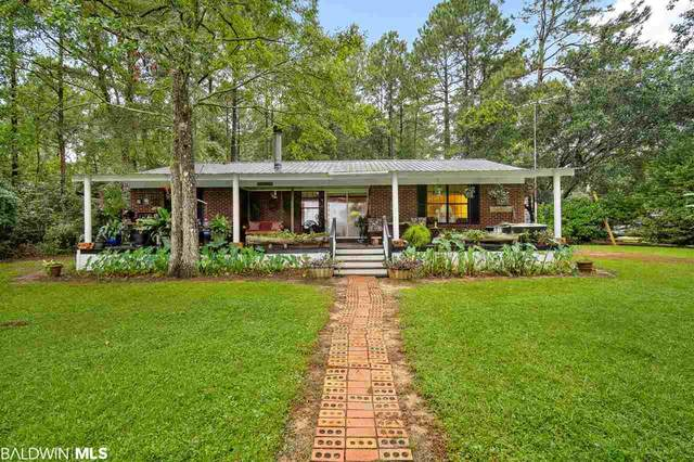 11390 Deborah Steele Ln, Fairhope, AL 36532 (MLS #304583) :: Dodson Real Estate Group
