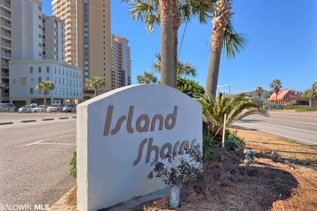 421 E Beach Blvd #156, Gulf Shores, AL 36542 (MLS #304604) :: EXIT Realty Gulf Shores