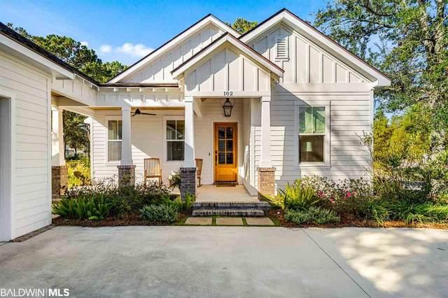 102 Mulberry Lane, Fairhope, AL 36532 (MLS #304619) :: Dodson Real Estate Group