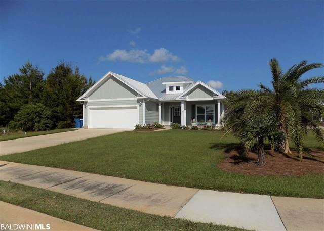 1236 Dorado Way, Gulf Shores, AL 36542 (MLS #304660) :: EXIT Realty Gulf Shores