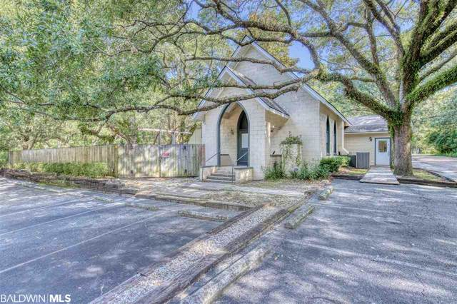 415 College Avenue, Daphne, AL 36526 (MLS #304702) :: Dodson Real Estate Group