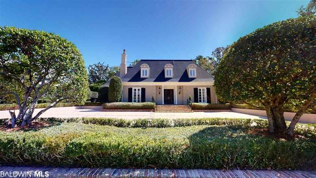 23 Edgefield Road, Mobile, AL 36608 (MLS #304747) :: Dodson Real Estate Group