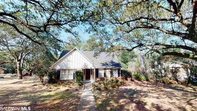 5416 Gaillard Drive, Mobile, AL 36608 (MLS #304748) :: Ashurst & Niemeyer Real Estate