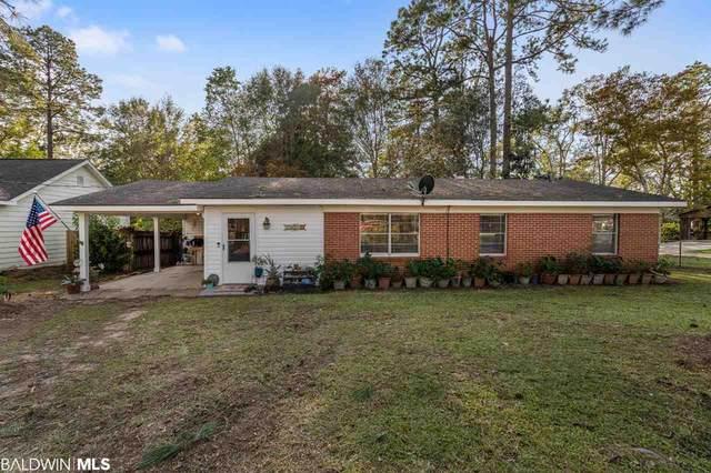 1711 Elaine Av, Bay Minette, AL 36507 (MLS #304749) :: Alabama Coastal Living