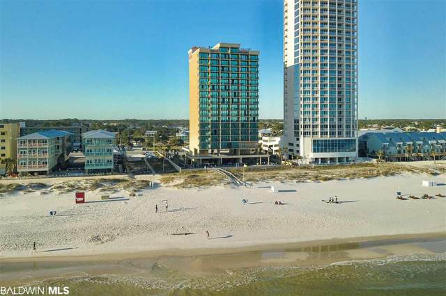 533 W Beach Blvd #1502, Gulf Shores, AL 36542 (MLS #304837) :: Mobile Bay Realty