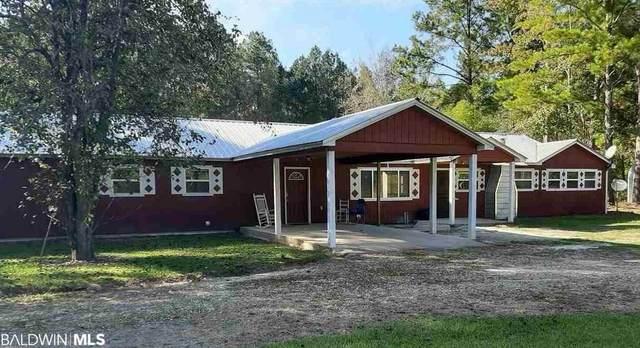 8865 Highway 29, East Brewton, AL 36426 (MLS #304838) :: Ashurst & Niemeyer Real Estate