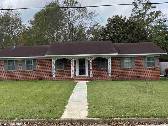502 S Carney Street, Atmore, AL 36502 (MLS #304939) :: Ashurst & Niemeyer Real Estate