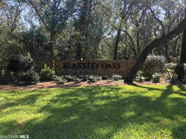 0 Blakeley Oaks Drive, Spanish Fort, AL 36527 (MLS #304949) :: EXIT Realty Gulf Shores