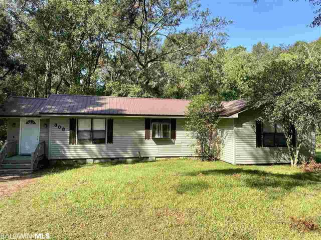 303 Blackfoot St, Chickasaw, AL 36611 (MLS #305043) :: Dodson Real Estate Group