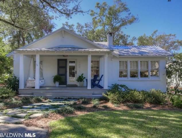 106 White Avenue, Fairhope, AL 36532 (MLS #305078) :: Elite Real Estate Solutions
