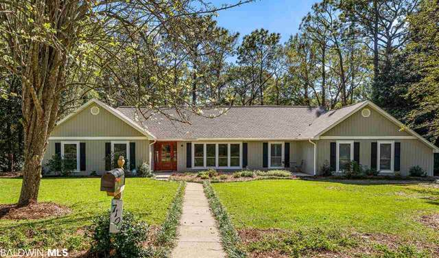 710 Greenwood Avenue, Fairhope, AL 36532 (MLS #305104) :: Alabama Coastal Living