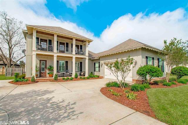 17636 Burwick Loop, Fairhope, AL 36532 (MLS #305112) :: Alabama Coastal Living