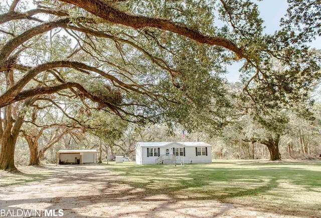 15580 Kennedy Rd, Bon Secour, AL 36511 (MLS #305114) :: Ashurst & Niemeyer Real Estate
