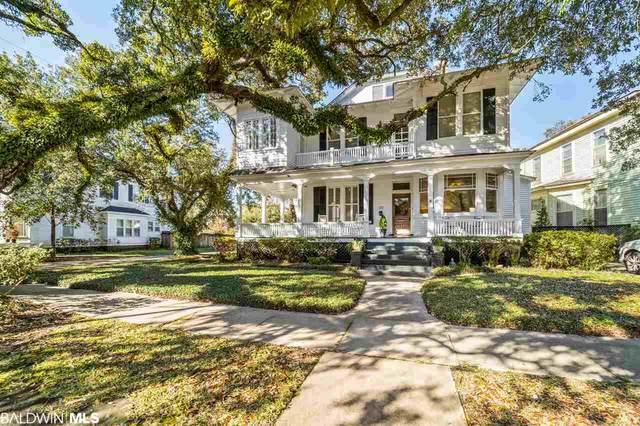 172 S Georgia Avenue, Mobile, AL 36604 (MLS #305123) :: Coldwell Banker Coastal Realty