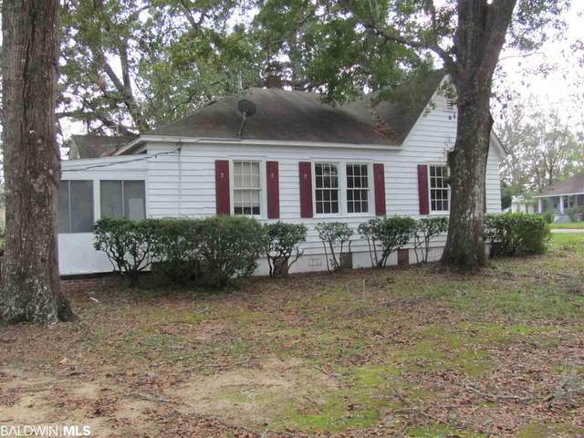 308 Hall Av, Bay Minette, AL 36507 (MLS #305143) :: Elite Real Estate Solutions