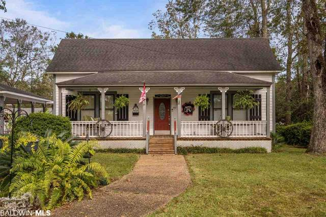 705 E 4th Street, Bay Minette, AL 36507 (MLS #305151) :: Elite Real Estate Solutions