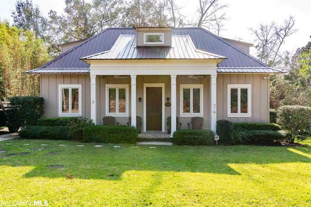 256 Kirkman Lane, Fairhope, AL 36532 (MLS #305167) :: Alabama Coastal Living
