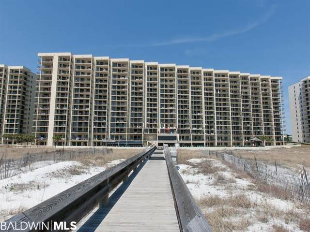 26802 Perdido Beach Blvd #1008, Orange Beach, AL 36561 (MLS #305181) :: Ashurst & Niemeyer Real Estate