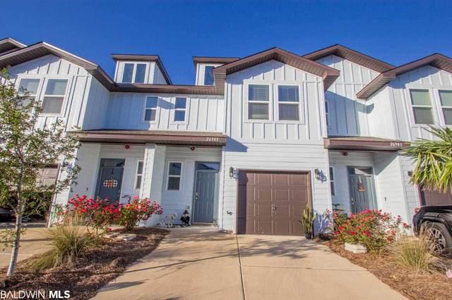 26903 Spyglass Drive #62, Orange Beach, AL 36561 (MLS #305207) :: Dodson Real Estate Group