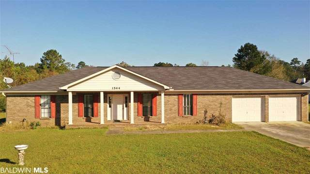1544 Rockaway Creek Road, Atmore, AL 36502 (MLS #305208) :: Alabama Coastal Living