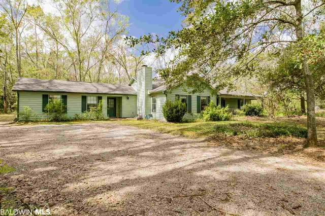 21341 County Road 49, Silverhill, AL 36576 (MLS #305285) :: Ashurst & Niemeyer Real Estate