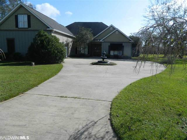8145 W South Wind Drive, Irvington, AL 36544 (MLS #305290) :: Mobile Bay Realty