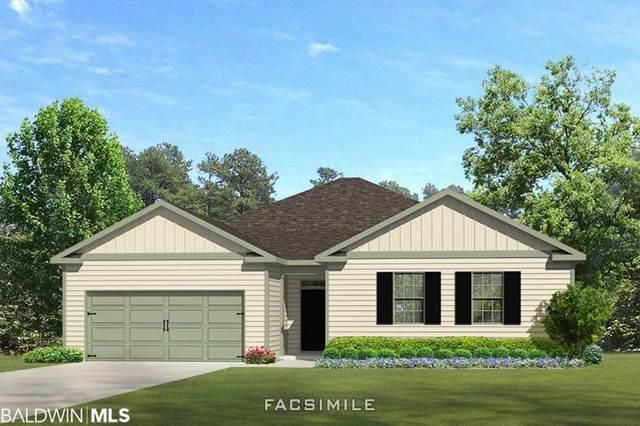 316 Rhineheart Lane, Foley, AL 36535 (MLS #305294) :: Alabama Coastal Living