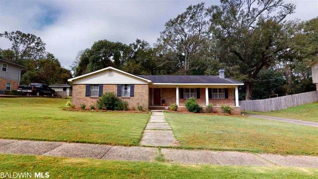 2108 W Freemont Drive, Mobile, AL 36609 (MLS #305308) :: Gulf Coast Experts Real Estate Team