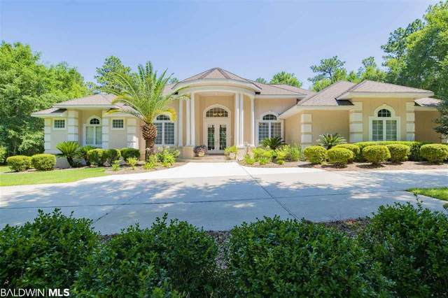 103 Willow Lake Drive, Fairhope, AL 36532 (MLS #305327) :: The Kathy Justice Team - Better Homes and Gardens Real Estate Main Street Properties
