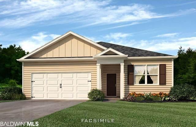 7436 Coppin Drive, Foley, AL 36535 (MLS #305336) :: Dodson Real Estate Group
