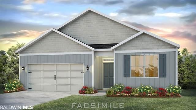 7444 Coppin Drive, Foley, AL 36535 (MLS #305344) :: Coldwell Banker Coastal Realty