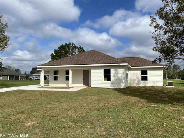 105 Swan Drive, Robertsdale, AL 36567 (MLS #305362) :: EXIT Realty Gulf Shores