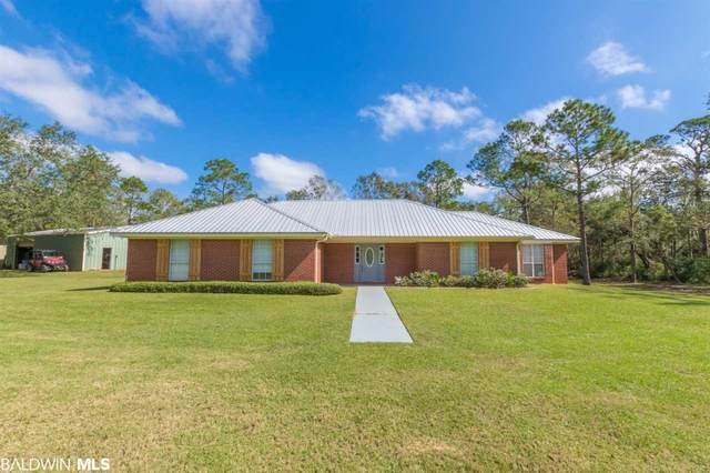 16013 Beasley Road, Foley, AL 36535 (MLS #305386) :: The Kathy Justice Team - Better Homes and Gardens Real Estate Main Street Properties