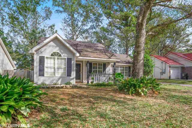 821 W Copperfield Drive, Mobile, AL 36608 (MLS #305395) :: Dodson Real Estate Group