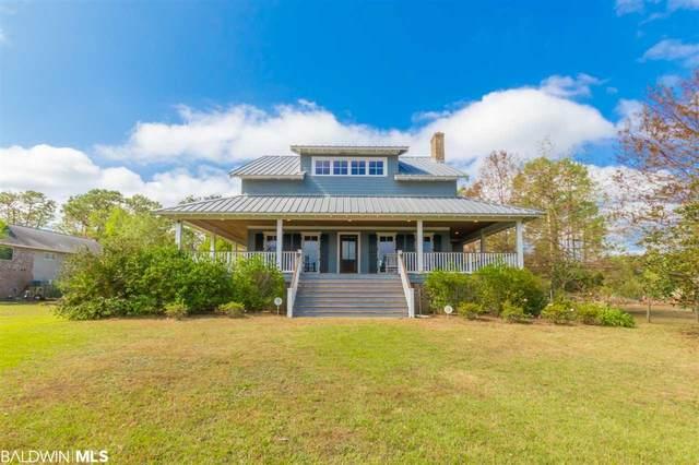 9366 Tuscaloosa Drive, Perdido Beach, AL 36530 (MLS #305438) :: Elite Real Estate Solutions