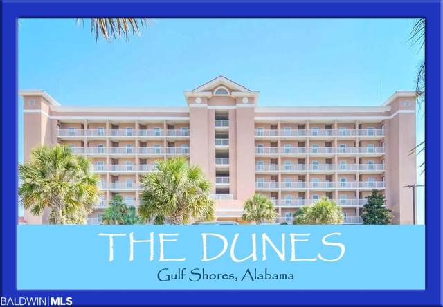 1380 State Highway 180 #605, Gulf Shores, AL 36542 (MLS #305458) :: Coldwell Banker Coastal Realty